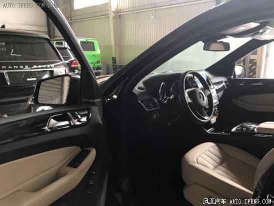 2018款奔驰GLS450美规版参数及最低报价