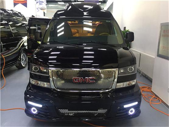 GMC商务越野现车 老板明星出行第一首选