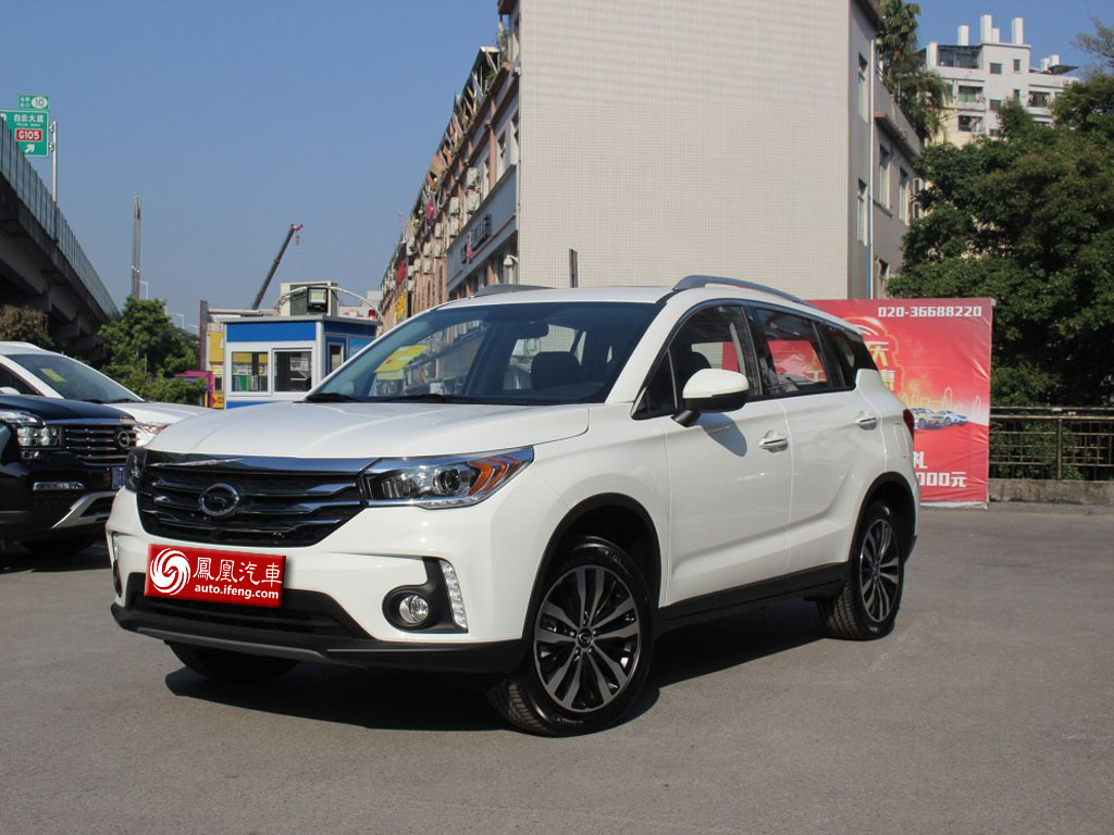 广汽新能源传祺GS4天津降4.3万 有现车