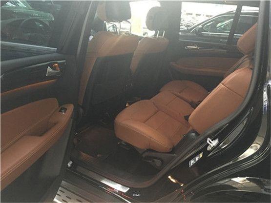 18款奔驰GLS450天津港奔驰直营店降价促销