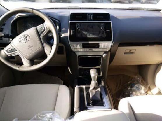 丰田强横2.7绿色若干钱 新款丰田强横2700价格