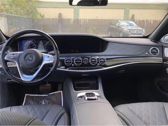 18款奔驰迈巴赫S650 现车报价豪华轿跑