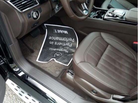 奔驰GLS450真男人座驾身份的象征 现车配置详解