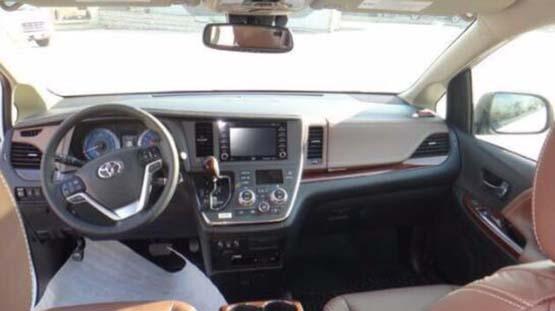 正文  18款丰田塞纳商务车相比于外观和内饰的变化,新款的丰田塞纳
