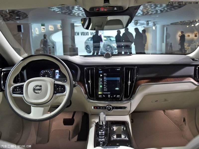 低调的北欧旅行车 全新沃尔沃V60评测