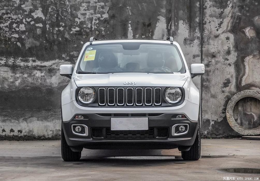 最新款jeep自由侠17款怎么样最高多少钱