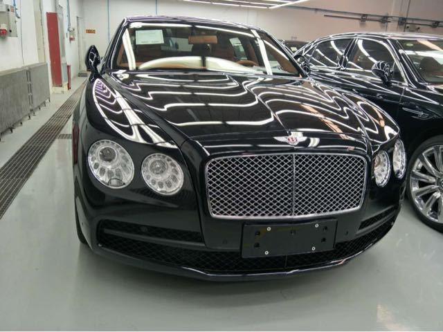 18款宾利飞驰V8S复古奢轿 大功率进口售价