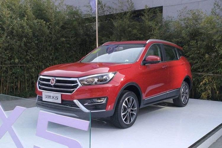 郑州汉腾X5热销中 购车让利2000元