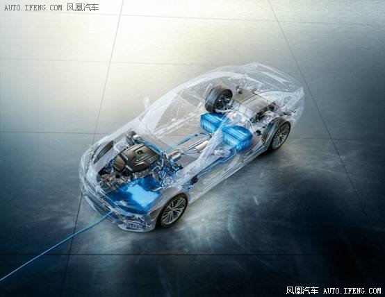 宝马继续领跑 推出世界首创BMW无线充电-图2