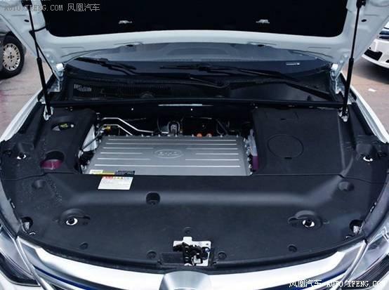 专业级选手 解读比亚迪宋EV400专业实力