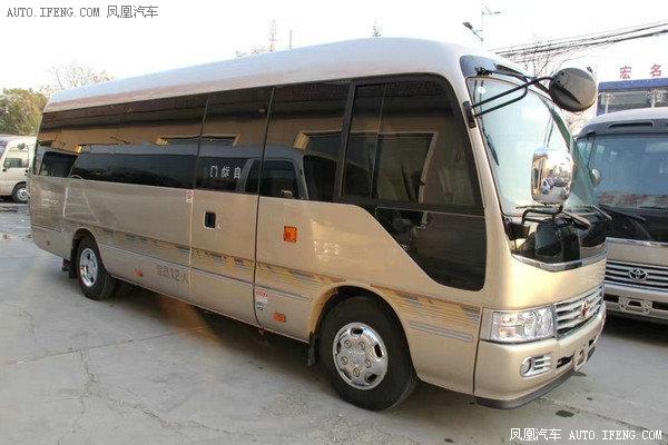 2018款丰田考斯特19座 小型巴士经典改装-图2