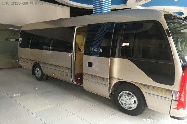 2018款丰田考斯特19座 小型巴士经典改装-图3