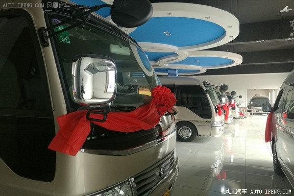 2018款丰田考斯特19座 小型巴士经典改装-图13