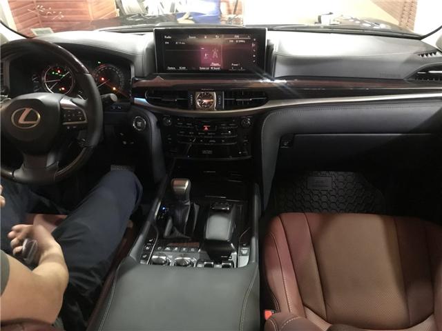 雷克萨斯LX570优惠8折起售 18款大量现车