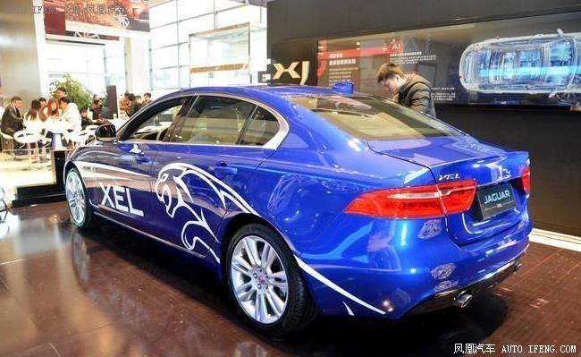 全新捷豹XEL精美降价 限时优惠裸车多少钱