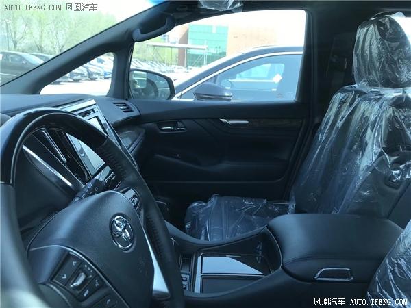 19款埃尔法现车销售 改款外观 专业改装-图4