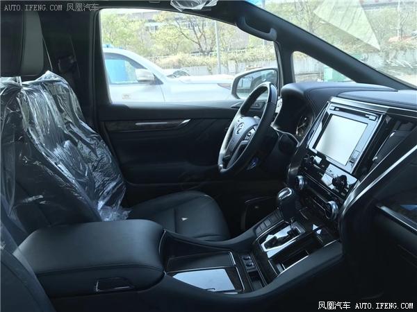 19款埃尔法现车销售 改款外观 专业改装-图5