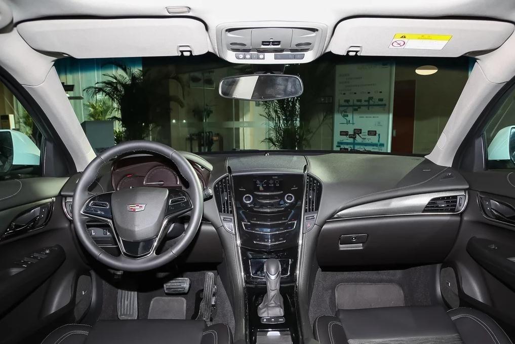 2018款凯迪拉克ATS-L购车咨询热线:153-0114-4636张经理(售全国)