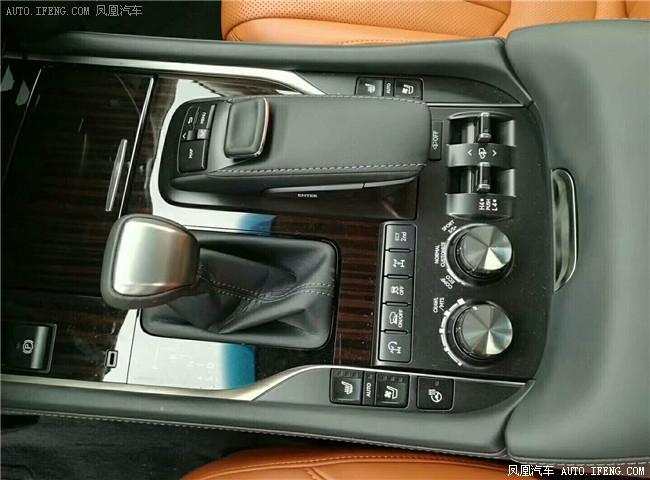雷克萨斯570怎么样凌志lx570巅峰限量版报价