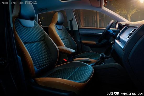 售10.99万起 斯柯达全新SUV柯米克上市