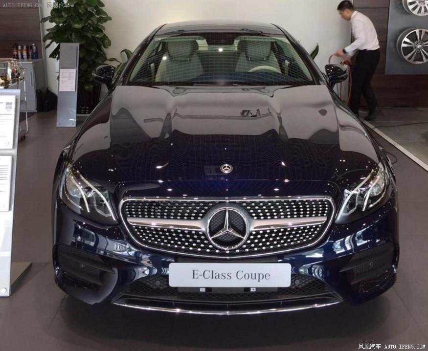 奔驰E200多少钱19款E300轿跑北京报价