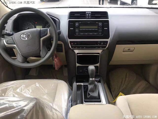 中东版丰田霸道2700全面大改装 决不平庸