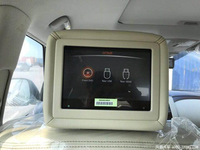 18款日产途乐5.6LE 中东版进口配置价格-图6