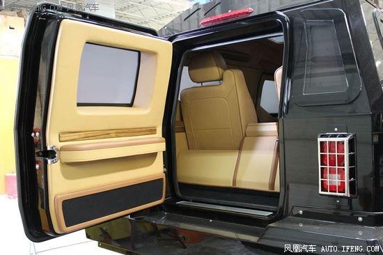 骑士十五世装甲防弹越野车(KnightXV_北京pk10是国家开的吗
