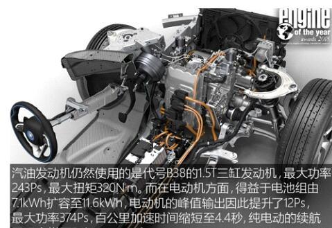 三缸发动机为什么横扫国际发动机奖