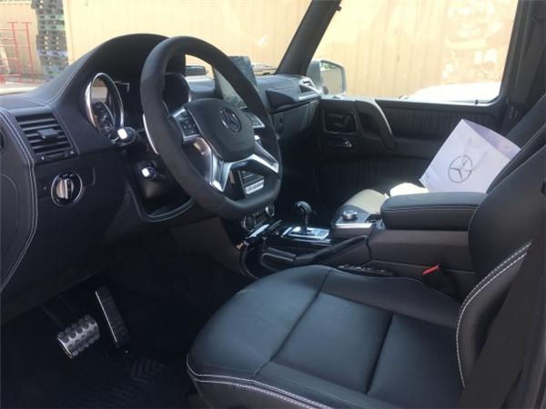 18款奔驰G500店内港口现车销售全国可分期