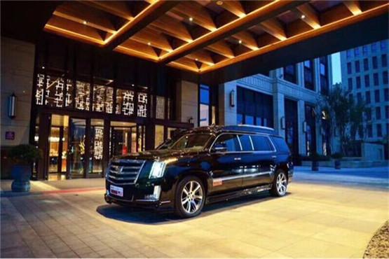 18款凯迪拉克总统一号顶级私人座驾首发