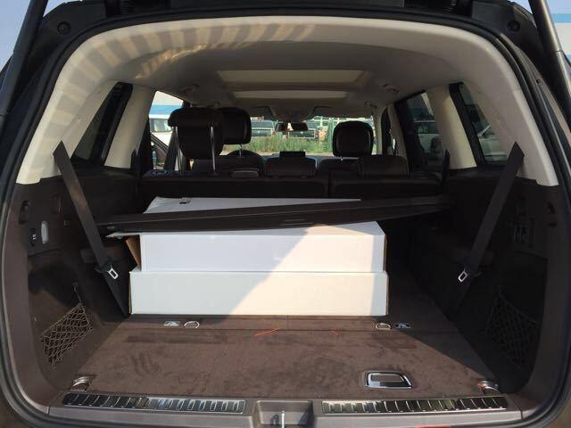 七座豪华SUV平行进口销量最火之18款奔驰GLS450