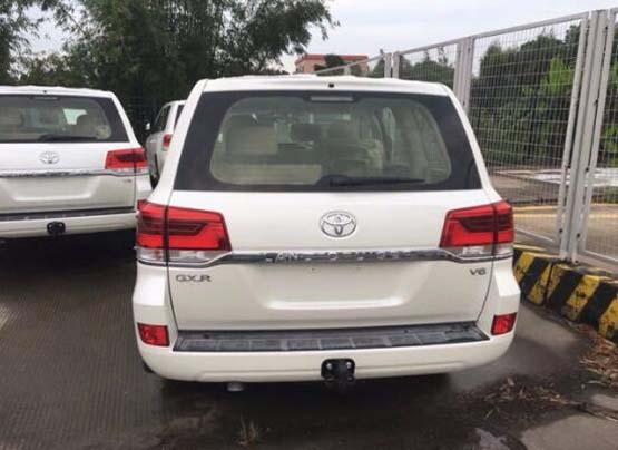 18款丰田酷路泽4000 纯进口品质高端SUV