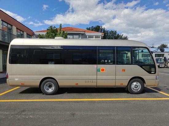 丰田考斯特商务车成为买家最为实用的车