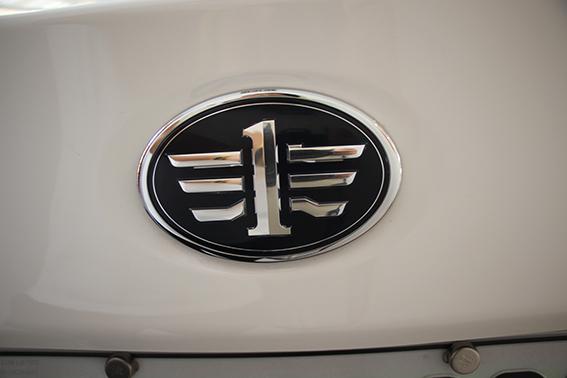 骏派A70E 空间比同级别的电动车要大