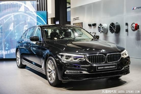 宝马携强大产品阵容亮相2018年杭州车展-图5