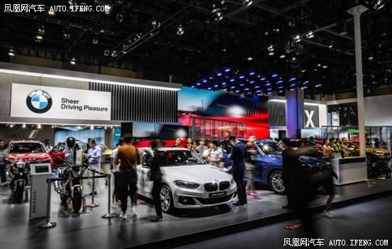 宝马携强大产品阵容亮相2018年杭州车展-图1