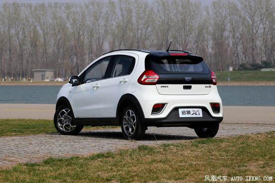 超实惠自动挡小车 四款自主小型SUV推荐