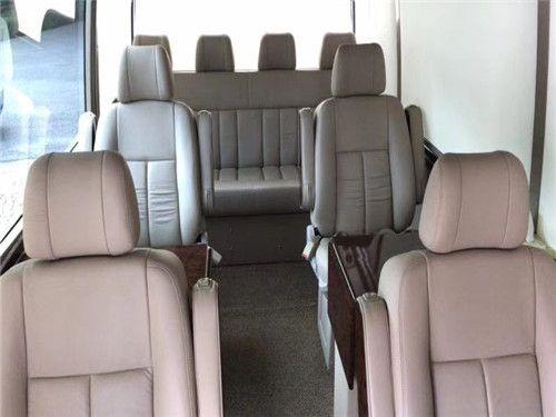 考斯特号称最低调的商务改装车顶级人生路