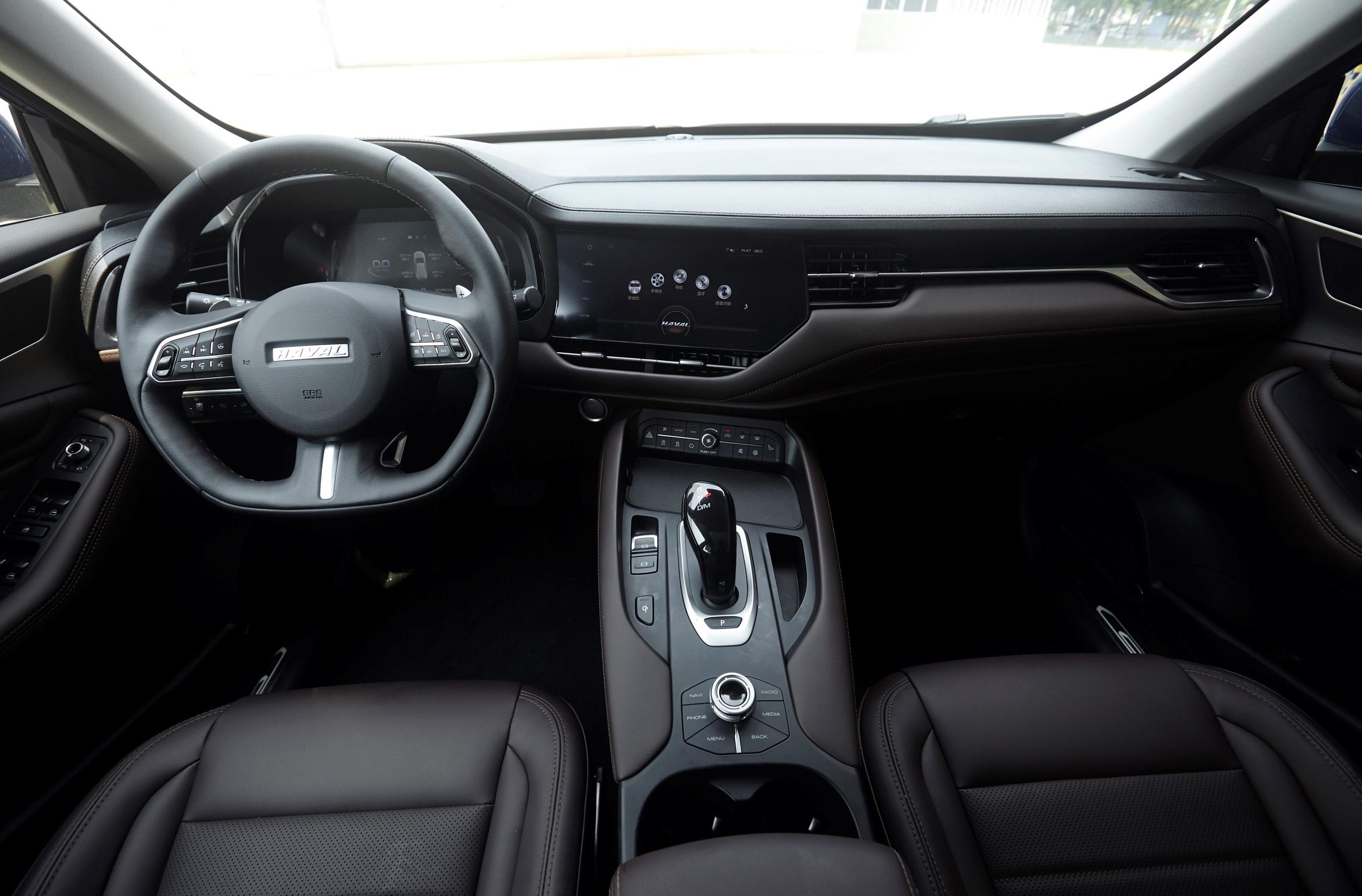 AI智能网联SUV—哈弗F7的品鉴之旅