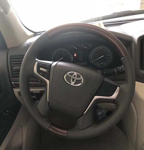 进口丰田酷路泽4000现车在售动力性能