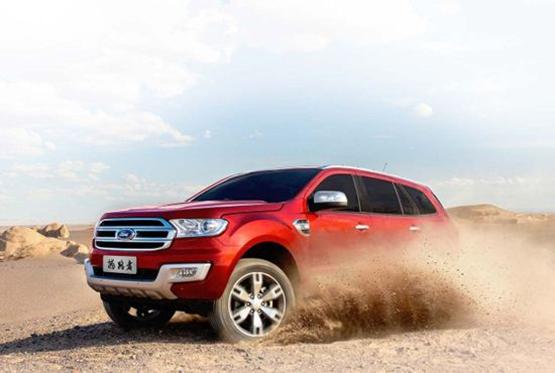 福特撼路者助新手穿越沙漠盡享星空沙海