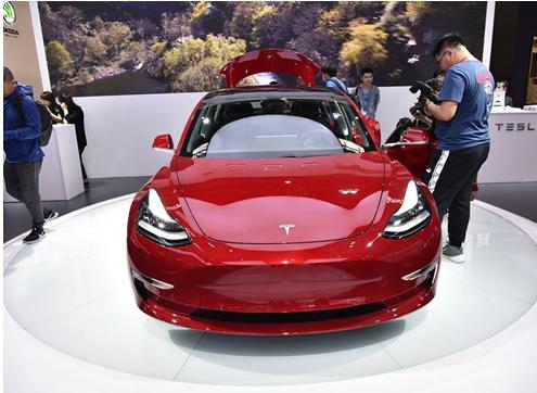 汽车新科技:新能源MODEL S_腾讯分分彩助赢软件