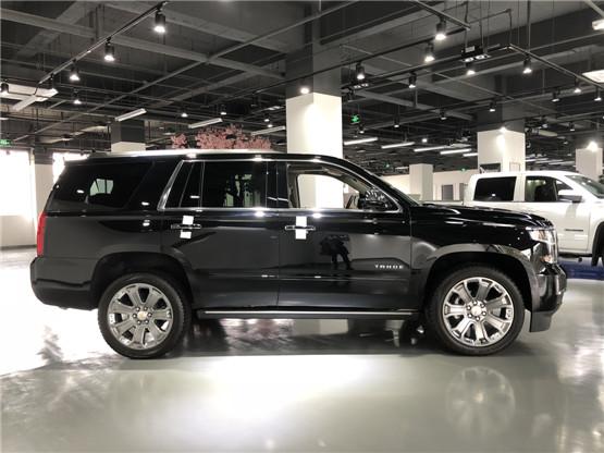 雪佛兰Tahoe价格美式肌肉SUV超越极限_凤凰彩票官网