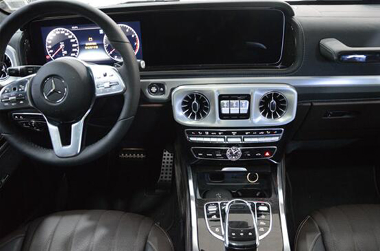 2019款奔驰G500报价 进口配置手续齐全