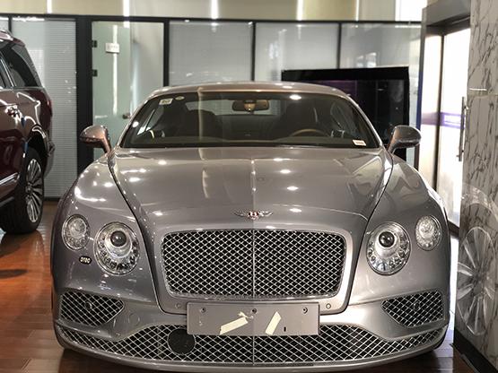 进口18款宾利欧陆GT 全新设计经典优雅
