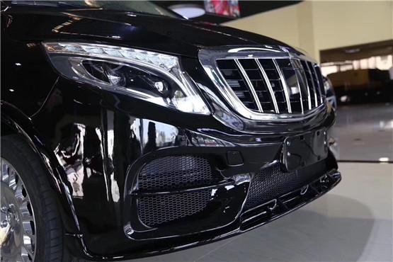 奔驰V260L高顶迈巴赫版商务车国6售全国