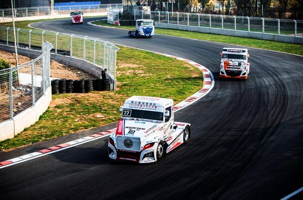 做自己的英雄-2019中国卡车公开赛即将开赛 无极荣耀