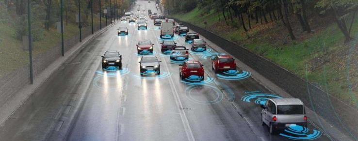 5G车联网测试斯巴鲁自动驾驶有新进展