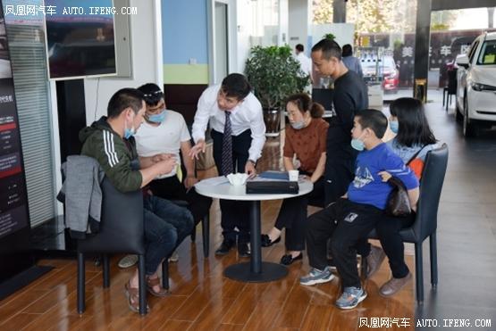 西安五一(云)车展刺激车市加速回暖 行业新闻 丰雄广告第7张